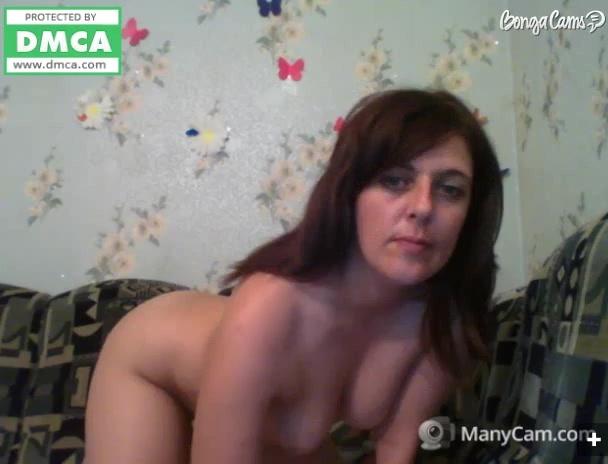 Зрелая Светлана показывает себя в порно чате